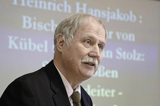 War Heinrich Hansjakob ein Antisemit?