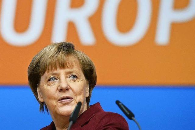 CDU entschärft Streit um Flüchtlingspolitik