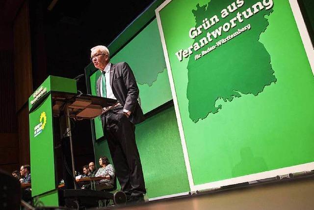 Grüne starten auf Landesparteitag in den Wahlkampf