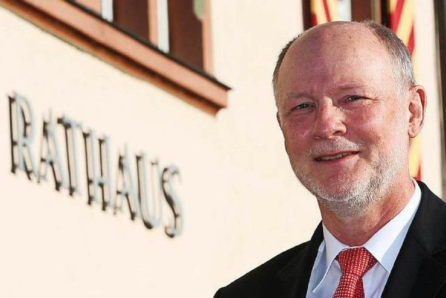 Armin Roesner – ein Rückblick auf den Friesenheimer Bürgermeister