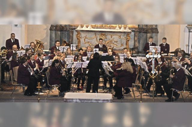 Neue Dirigentin feierte einen gelungenen Einstand