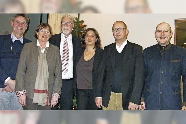 Vorstandswahlen beim Bad Krozinger Verkehrsverein
