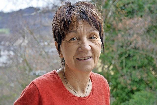Maria Fritz für den Hermann-Stratz-Preis nominiert.
