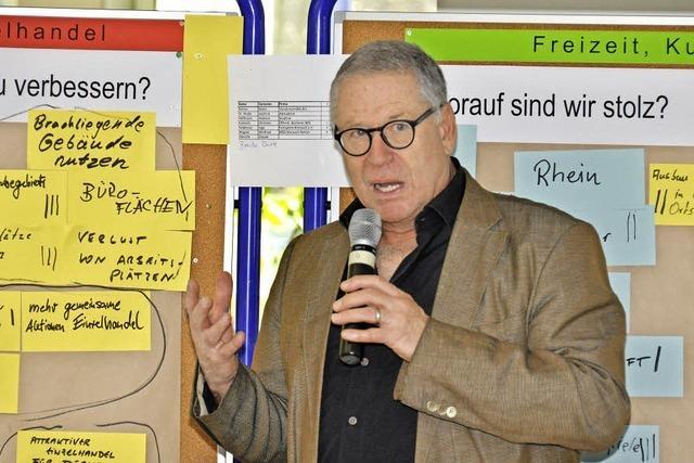 Kursbuch für die Stadtentwicklung von Breisach