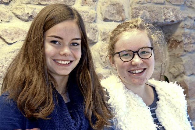 Schüler des städtischen Gymnasiums Ettenheim laden zum Adventsnachmittag für und mit Flüchtlingen ein