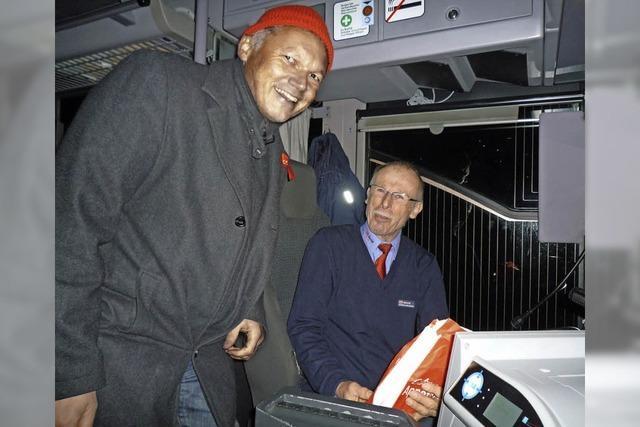 Neue Busverbindung bringt Bonndorfer schneller nach Freiburg