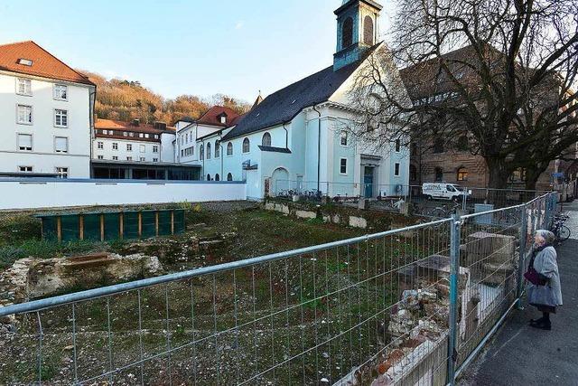 Andlau'sches Haus: Katholische Kirche bebaut Trümmergrundstück in der Altstadt