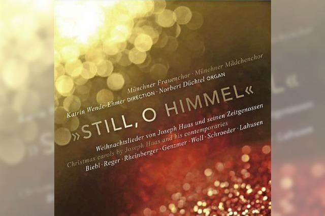 CD: KLASSIK: Kunstvolle Einfachheit