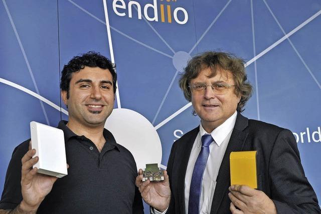 Freiburger Hightech-Gründer entwickeln Sensoren für Museen