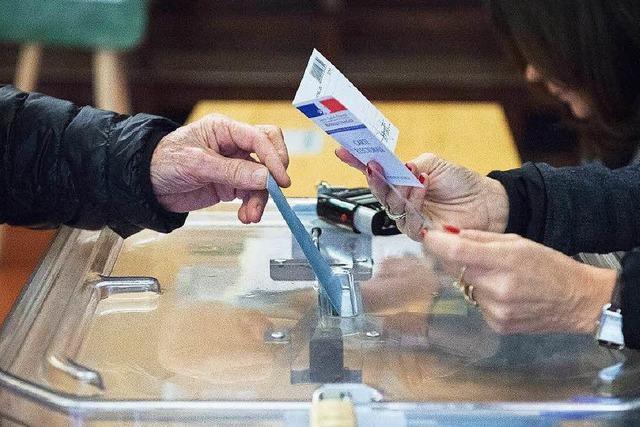 Ergebnis der Regionalwahl frustriert alle Parteien