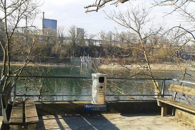 Am 31. Januar entscheidet Rheinfelden über den Rheinsteg