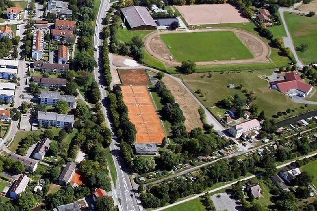Offenburg: 500 Flüchtlinge ziehen in neues Containerdorf