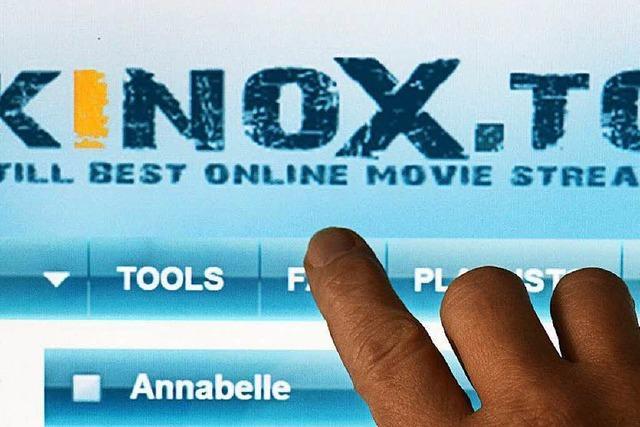Mehrjährige Haftstrafe für Kinox.to-Mitbetreiber