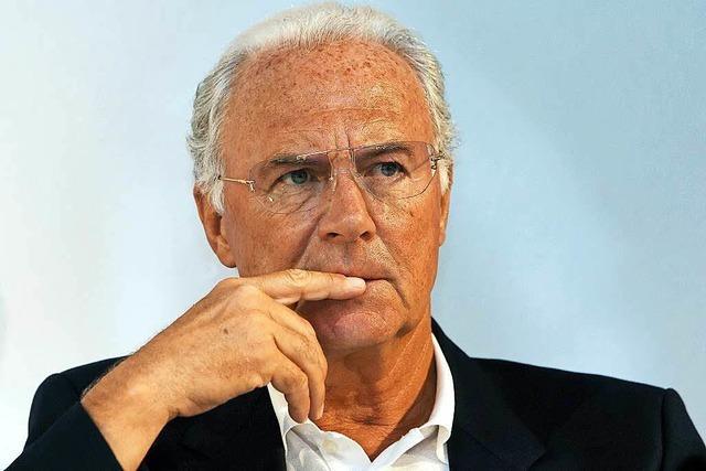 DFB-Skandal: Franz Beckenbauer schwer belastet