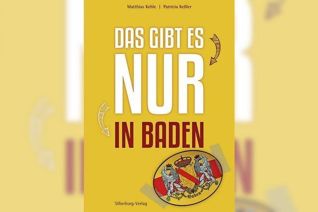 REGIO-FEELING: Das gibt es nur in Baden