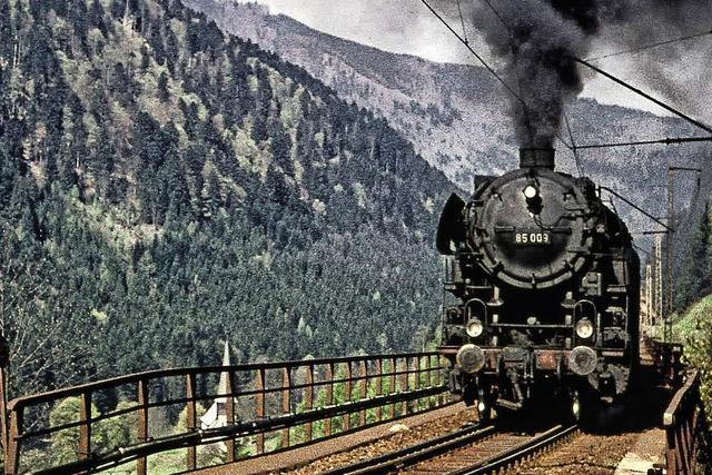 Neues Buch über Höllentalbahn und Dreiseenbahn