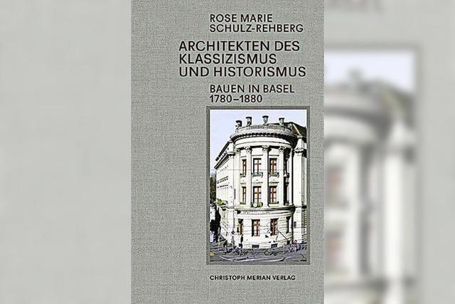 REGIO-BAUKUNST: Prägende Bürgerbauten