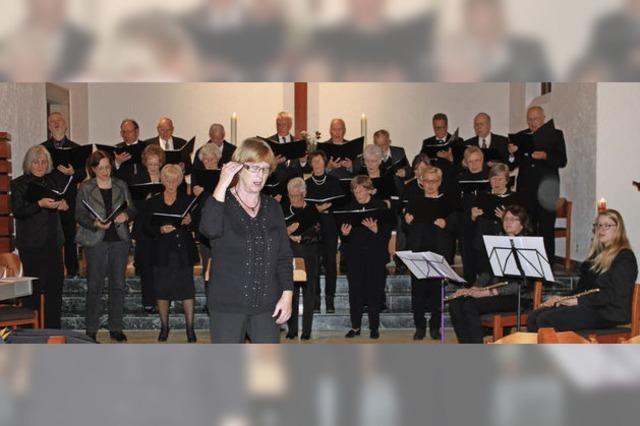 Singen stärkt das Wir-Gefühl