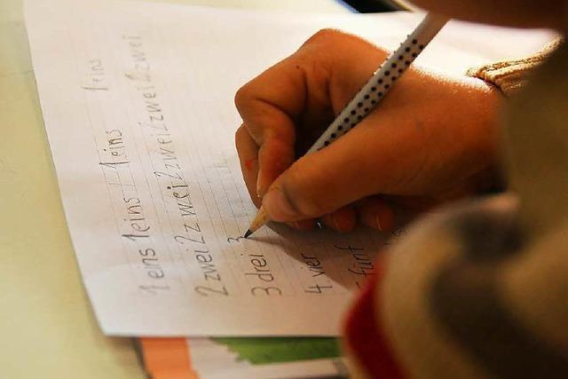 Neuenburger Vorbereitungsklasse bewährt sich im Schulalltag