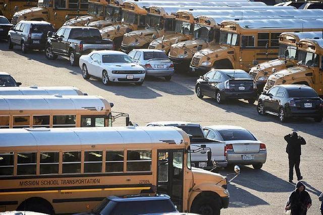 Bedrohungslage: Los Angeles schickt 640.000 Schüler nach Hause