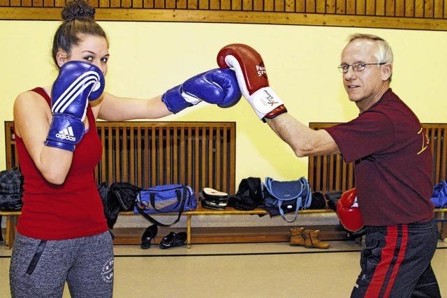 Lauftraining für Klettgau-Boxer