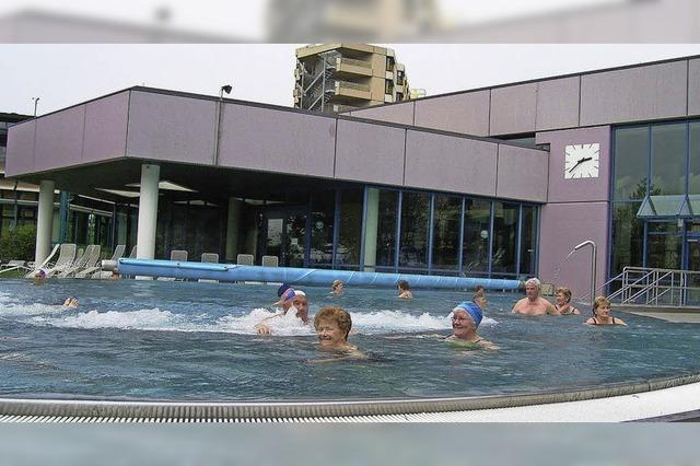 Stadt stoppt Zuschuss-Zahlungen an Therme Bad Zurzach