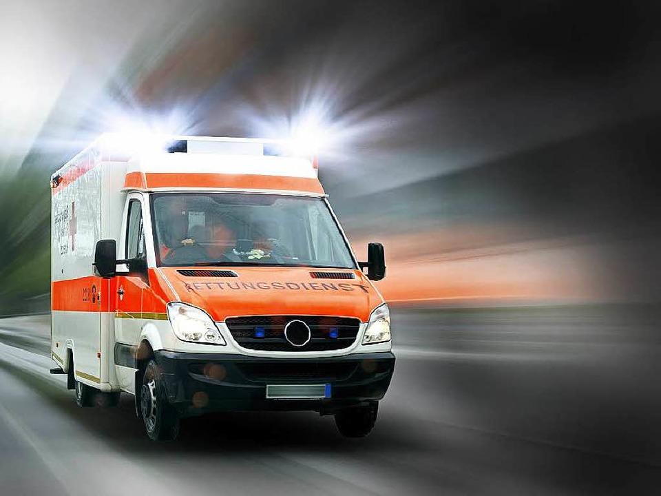Einen  Krankentransport mit Irrwegen h... Seniorin aus Friedlingen hinter sich.  | Foto: fotolia.com/Thaut Images