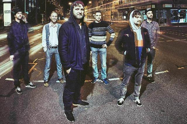 Otto Normal: Freiburger Band feiert 5. Geburtstag