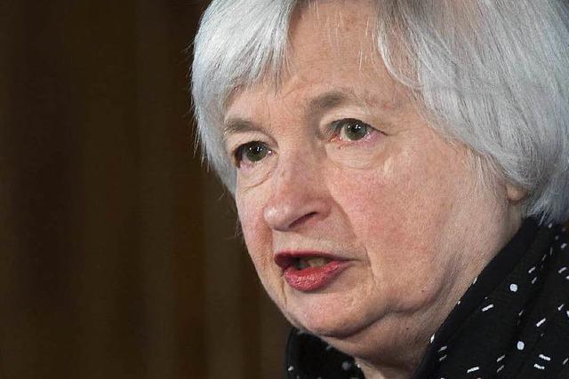 Die Welt wartet auf eine Zinserhöhung in den USA