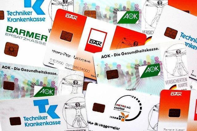 Auch die AOK Baden-Württemberg erhöht Beiträge