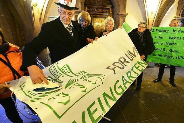 Forum Weingarten: Gemeinderat beschließt Eckpunktepapier nach kontroverser Debatte