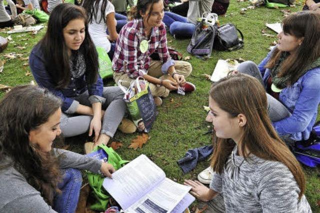 Angekommen im Studentenleben?