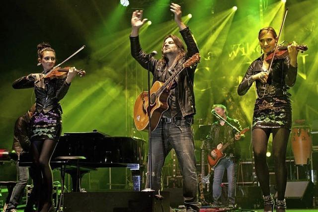 Rock und Pop im Gloria Theater in Bad Säckingen