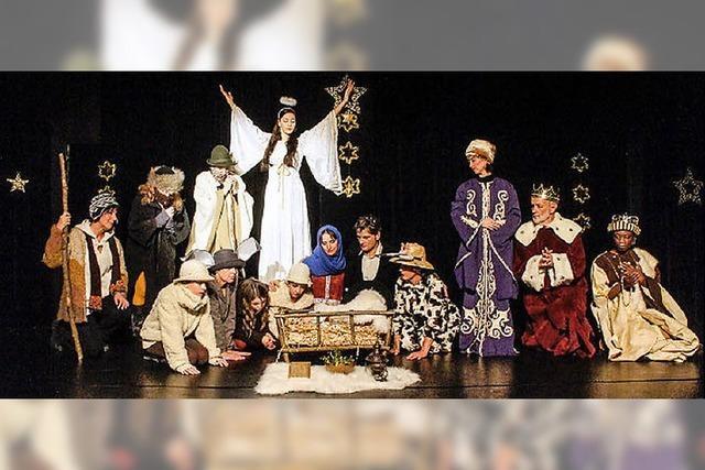 Im Cala-Theater gibt's am Wochenende zweimal die Weihnachtsgeschichte.