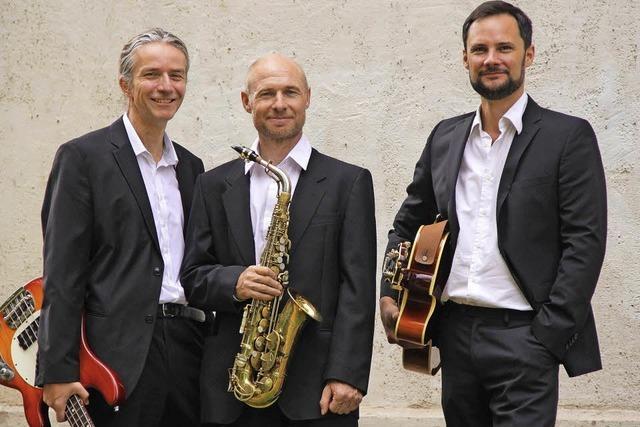 Das Ingmar Kerschberter Trio spielt am 18. Dezember im Café au Lait.