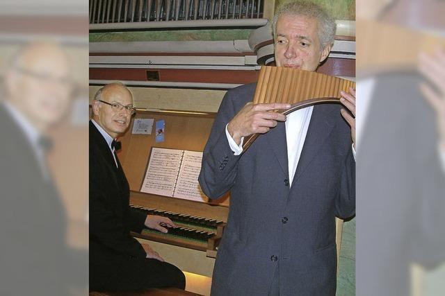 Der besondere Klangzauber des Holzblasinstrumentes