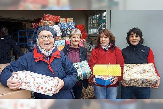 Staufener Rumänienhilfe schickt Lastwagen mit Spenden nach Satu Mare