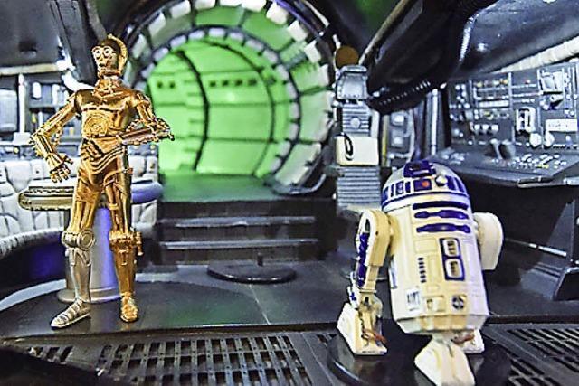 BADISCHE-ZEITUNG.DE: Star Wars 1978