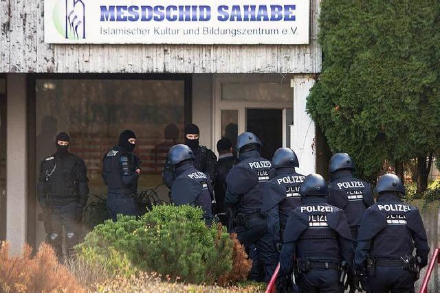 Radikaler Verein verboten - Bedrohung durch Islamisten