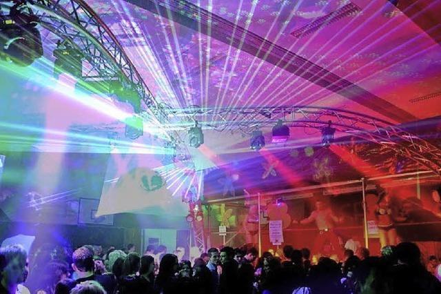 Disco Nightflyer in Elzach
