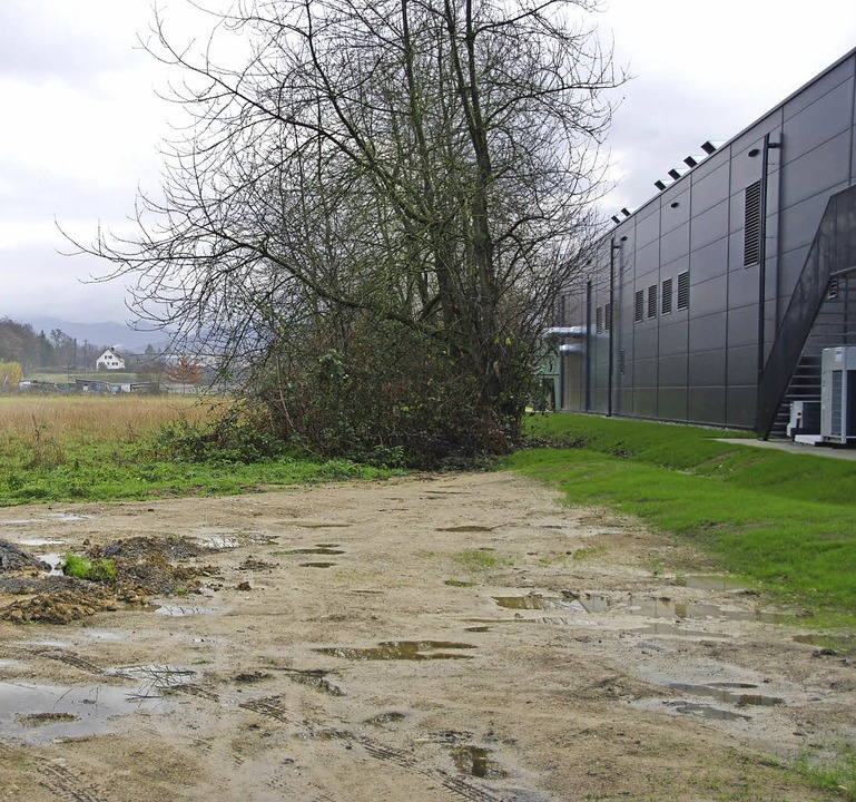 Diskussionen um den Standort für die g... Flüchtlingsunterkunft in Heitersheim.  | Foto: M. Pfefferle