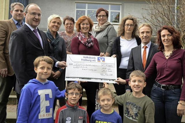 1800 Euro an Grundschule