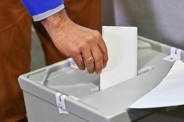 Ausschreibungs-Panne: Wahl in Kenzingen wird verschoben