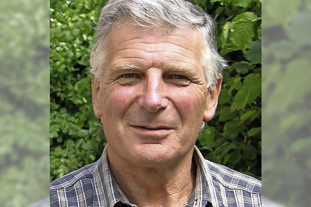 Hermann Streif ist im Alter von 77 Jahren in Maleck gestorben