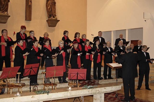 Besinnliche Klänge in St. Michael