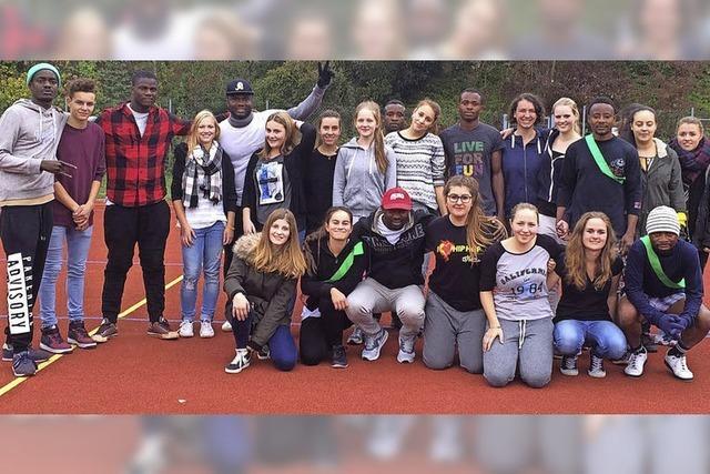 IBG-Projekt zu Flüchtlingen
