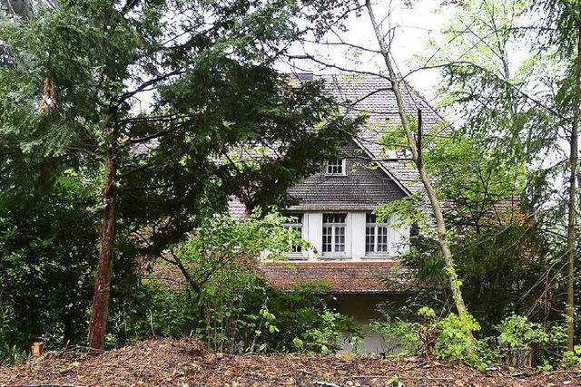 Alte Villa in Herdern darf trotz Denkmalschutz abgerissen werden