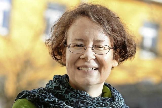 Karin Pinkus ist die neue Quartierarbeiterin in Vauban
