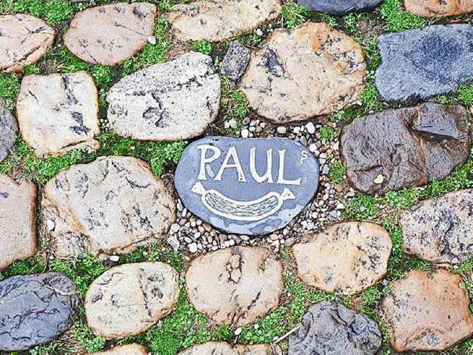 Erinnerung an Paul Karle-Hämmerle auf dem Münsterplatz  | Foto: Ralf Fees