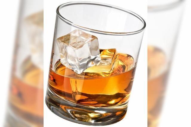 Mehr als 50 Flaschen Whisky geklaut